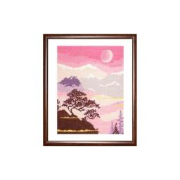 Cross Stitch Kit Landscape art. 123