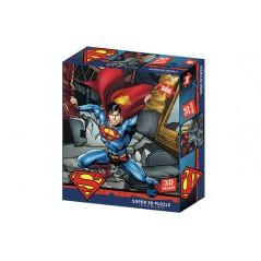 SUPERMAN STRENGTH 3D PUZZLE 500 PIECES