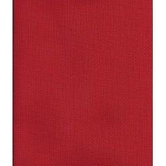 1 Pc Red Cotton Aida 14ct 32x45cm