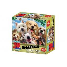 SELFIES – PET PRIME 3D PUZZLE 48 PIECES