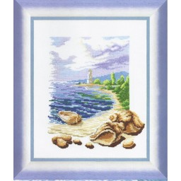 Cross Stitch Kit By the sea art. 211