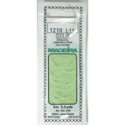 MADEIRA Silk embroidery floss 5m Art. 018 Col. 1210