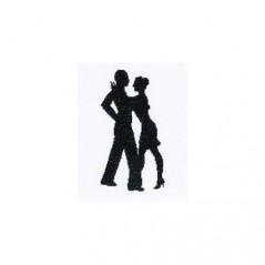 Cross Stitch Kit Dance Couple 2 art. 35117