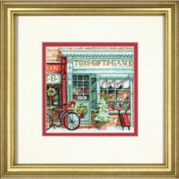 Cross Stitch Kit TOY SHOPPE art. 70-08900