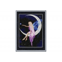 Cross Stitch Kit Moon fairy ML-013