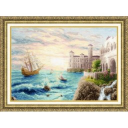 Cross Stitch Kit SEA SHORE MM025 Pre-order