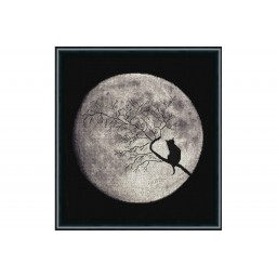 Cross Stitch Kit MOON SONATA S-009