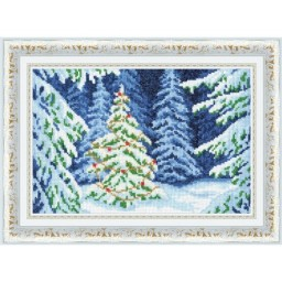 Cross Stitch Kit Fairy Meadow S0-13