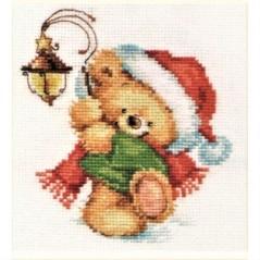Cross Stitch Kit Towards The Miracle art. 0-122