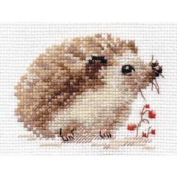 Cross Stitch Kit Hedgehog art. 0-171