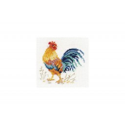 Cross Stitch Kit Rooster art. 0-172