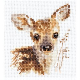 Cross Stitch Kit Fawn art. 0-195