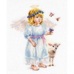 Cross Stitch Kit Angel art. 0-202