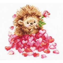 Cross Stitch Kit In Love art. 0-211