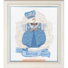 Cross stitch kit A Little Prince art. 1030