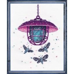 Cross Stitch Kit Mysterious light-2 art. 1165