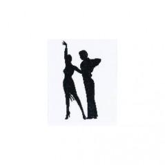 Cross Stitch Kit Dance Couple 1 art. 35116