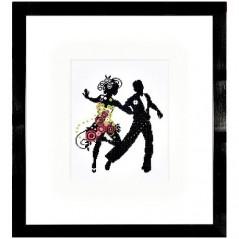 Cross Stitch Kit Dance Couple art. 35144