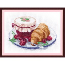 Cross Stitch Kit Favorite Delicacy art. 1262