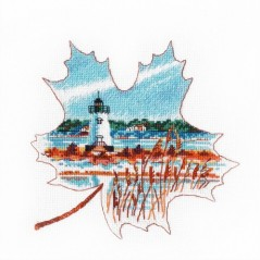 Cross Stitch Kit Edgartown Light art. 1269