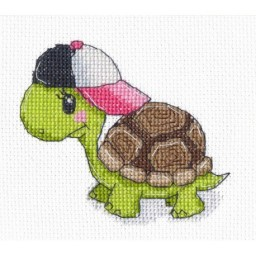 Cross Stitch Kit Little Turtle art. 1279