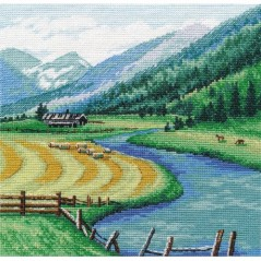 Cross Stitch Kit AUSTRIA art. 1317