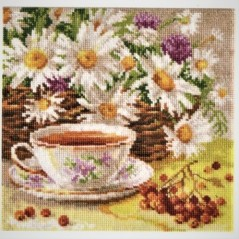 Cross Stitch Kit Afternoon Tea art. 5-13