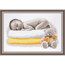 Cross Stitch Kit Baby Dream art. 633