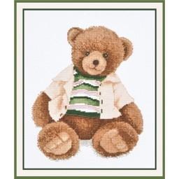 Cross Stitch Kit Teddy Bear art. 827