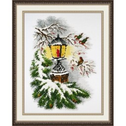 Cross Stitch Kit Magical Light art. 867