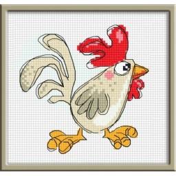 Cross Stitch Kit Rooster art. 911