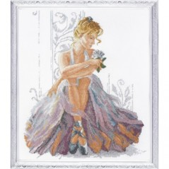 Cross Stitch Kit IN THE WINGS art. 964