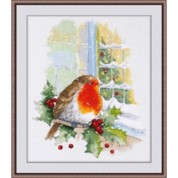 Cross Stitch Kit On Christmas Eve art. 967