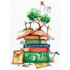 Cross Stitch Kit Country Stories S-07