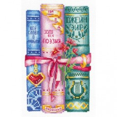 Cross Stitch Kit Books for her K-46
