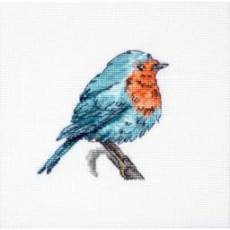 Cross Stitch Kit Bluebird B1167