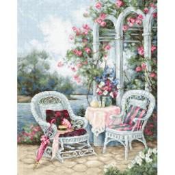 Cross stitch kit Victorian Memories B2378