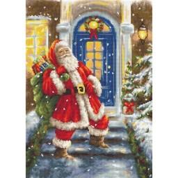 Gobelin kit Santa Claus G563 Petit point