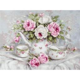 Gobelin kit English Tea & Roses G565