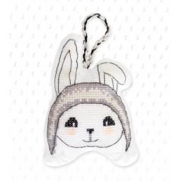 Cross Stitch Kit Christmas toy Bunny JK018