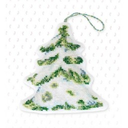 Cross Stitch Kit Christmas toy Christmas tree JK024