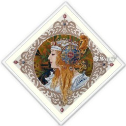 Merejka cross stitch Kit Palace Pier  K-157