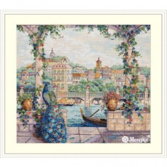 Cross Stitch Kit Palace Pier K-157