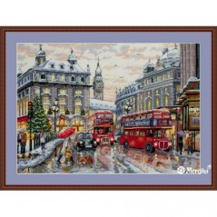 Cross Stitch Kit London K-159