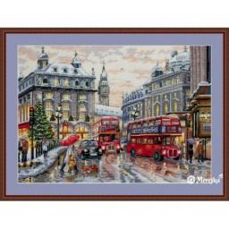 Cross Stitch Kit London K-159