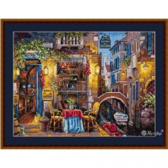Cross Stitch Kit Our Special Place in Venice K-160
