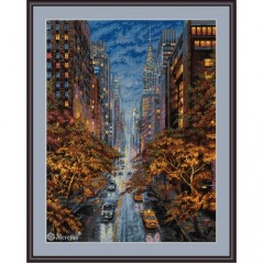 Cross Stitch Kit Autumn Aura K-172