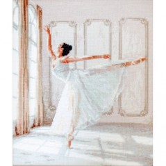 Cross stitch kit Ballerina LETI 901
