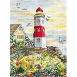 Cross stitch kit The Lighthouse LETI 917