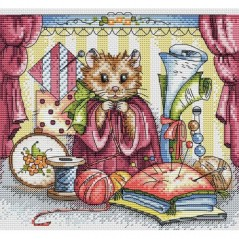 Cross Stitch Kit Needle-worker M-110